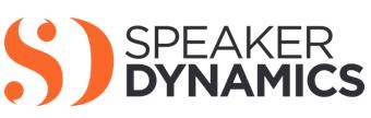 Speaker Dynamics logo